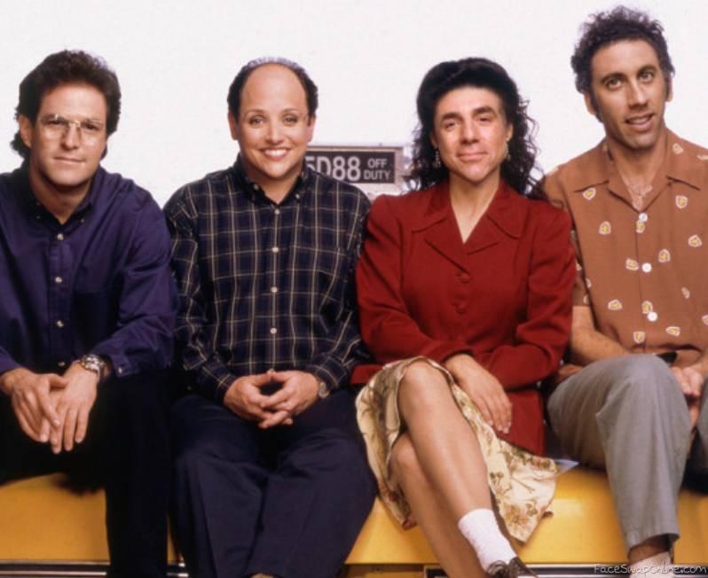 Seinfeld 4 way swap