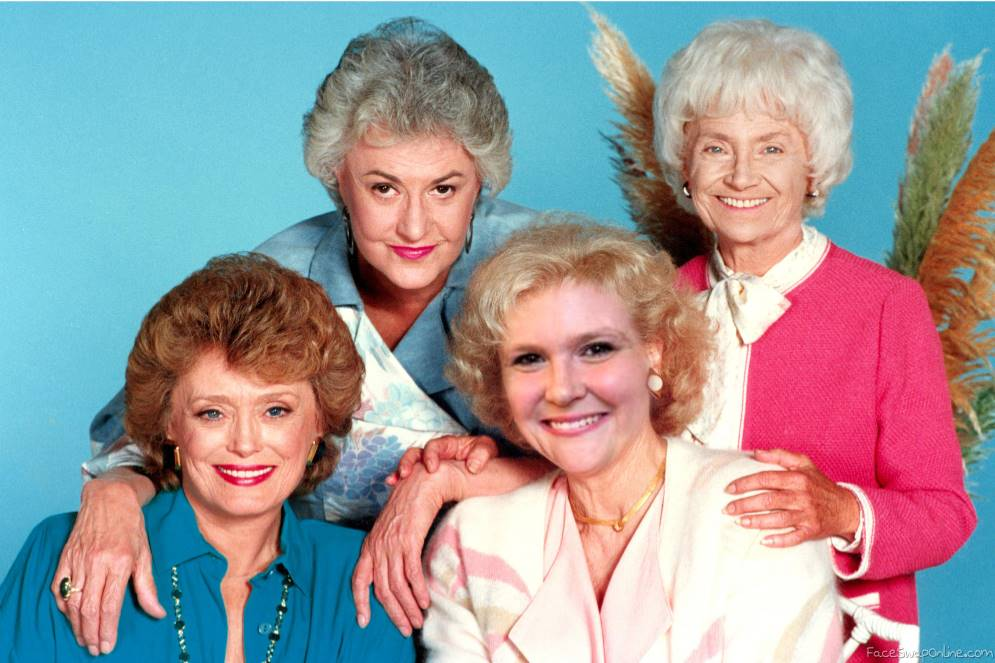 Golden Girls-Mich