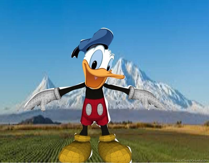 Mick Duck