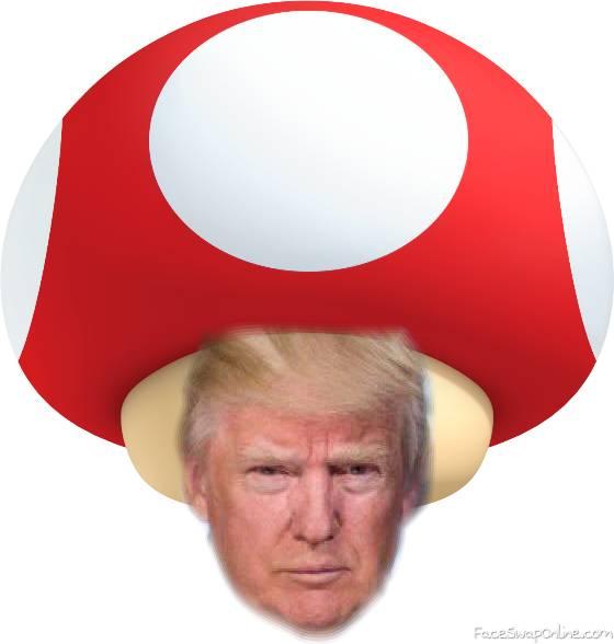 Mushroom Trump