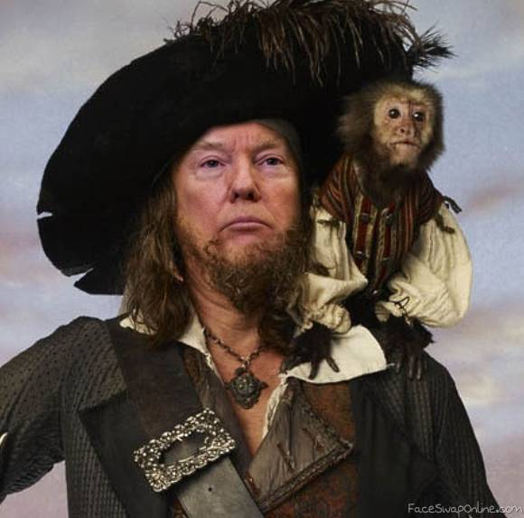 Captain Trumpbossa