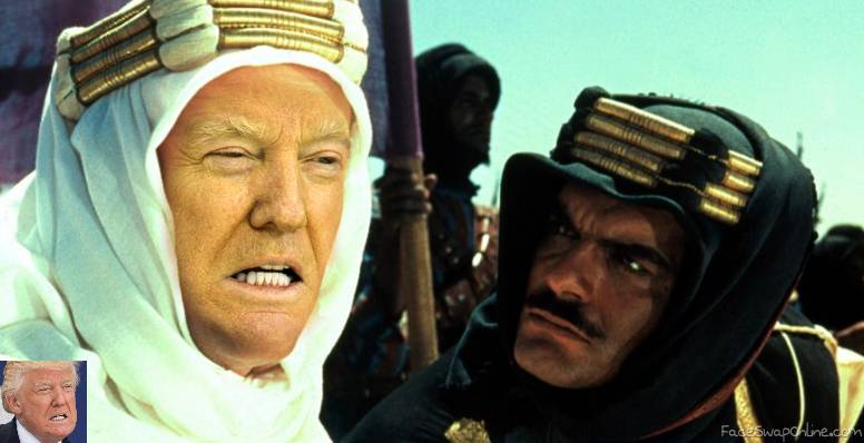 Donald of Saudi Arabia