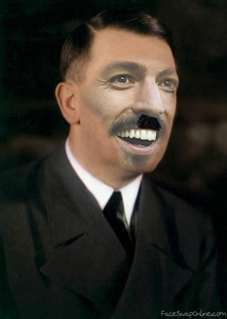 Hitler Suarez