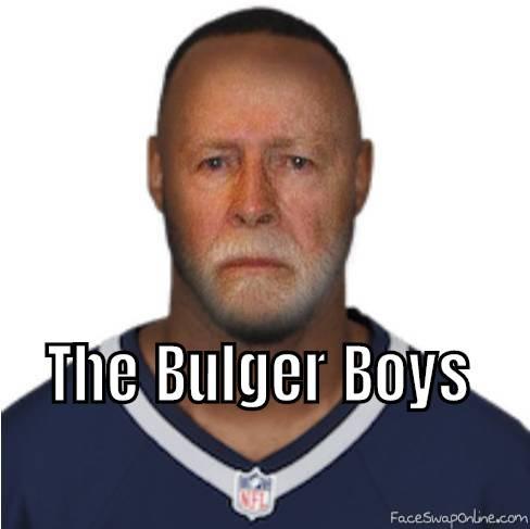 James Whitey Bulger