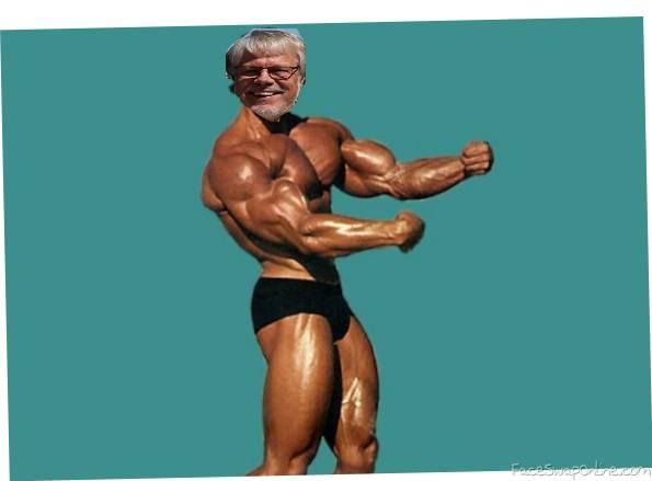 Lowell the bodybuilder