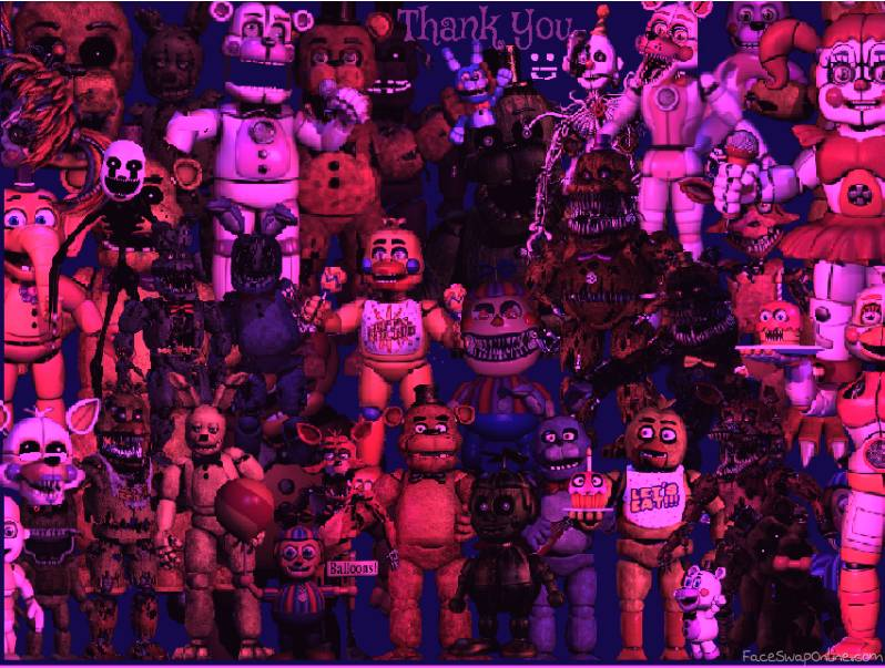 Thank You (custom fnaf page)