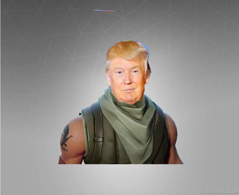 default donald