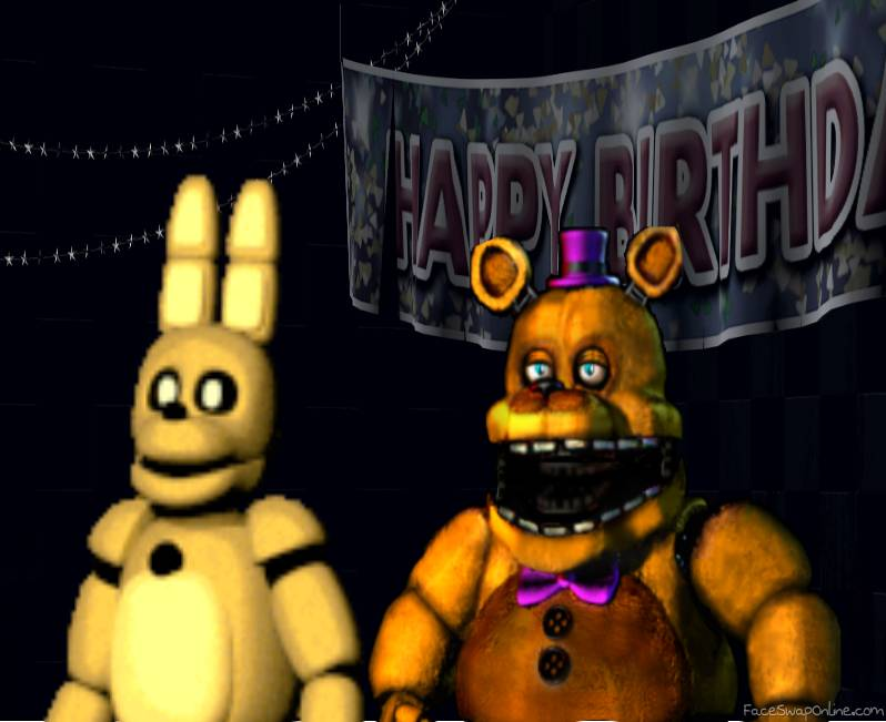 five nights at fred bears 3 show stage