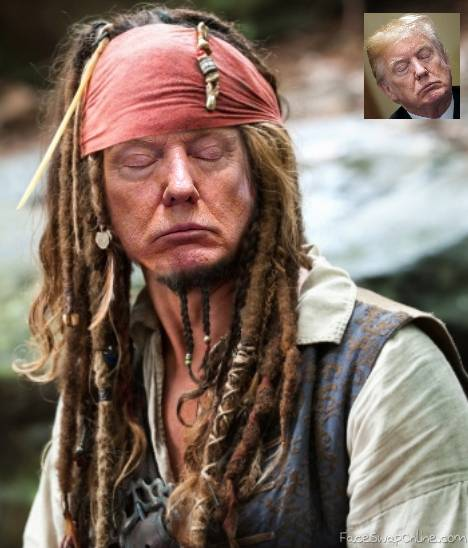 Captain Don Sparrow