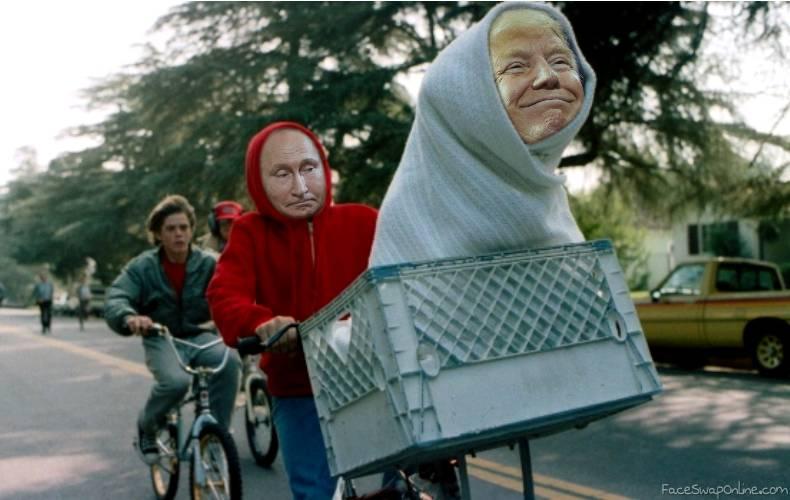 E.T.rump