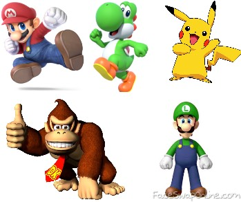 These are Nintendo's Top 5 iconic mascots