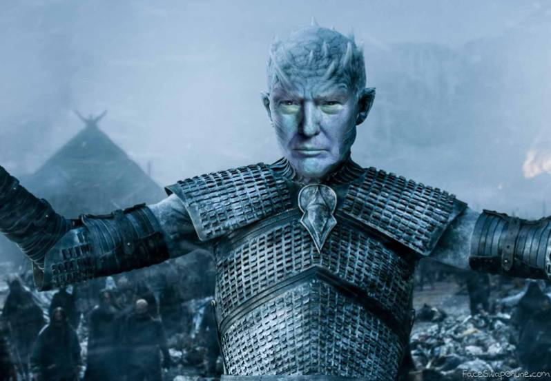 White Walker Trump