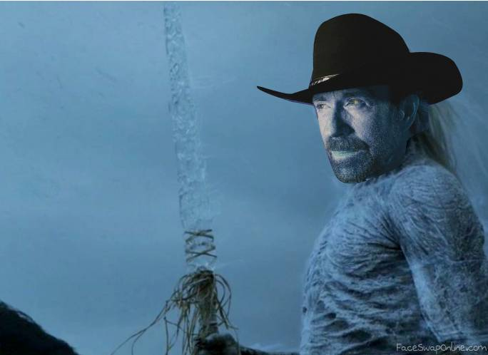 White Walker, the Texas Ranger