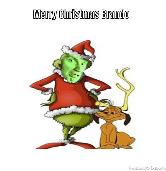 Brandon Christmas 2k18
