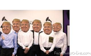 Bts is donald trump