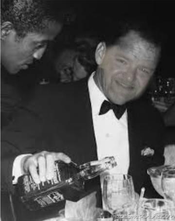 KBob Sinatra likes Jack Daniels