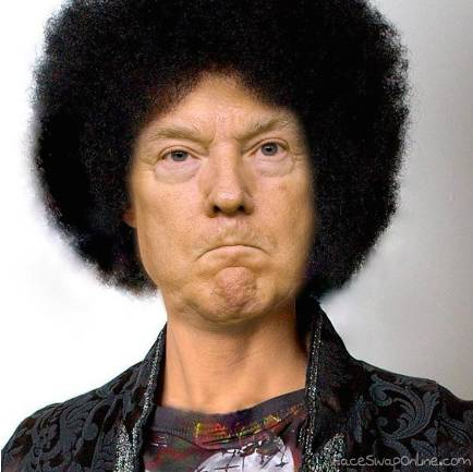 The artist formerly known as Trump