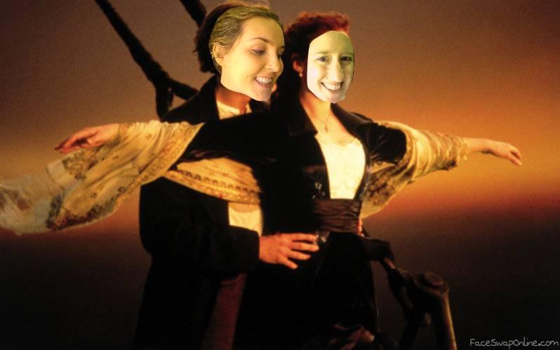 Titanic- photoshop