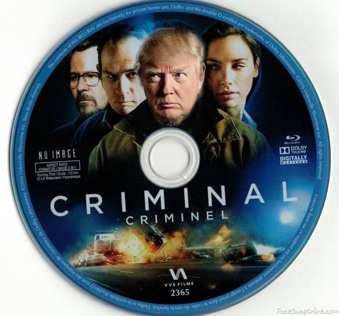 Trump DVD