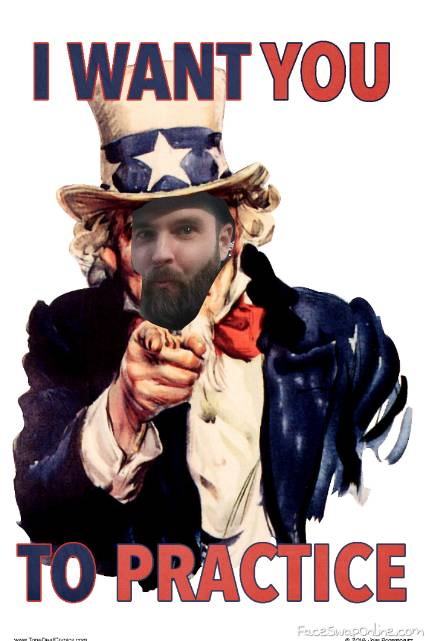Mr John wants you
