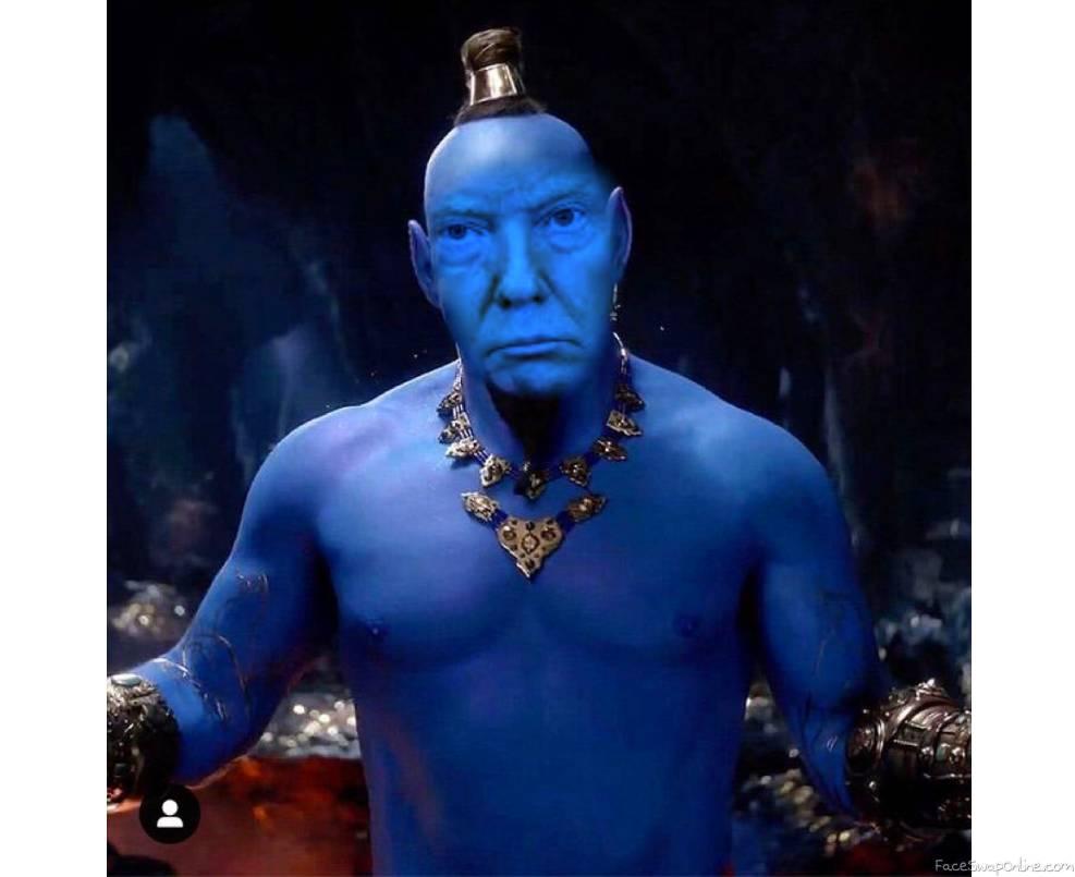 Trump genie