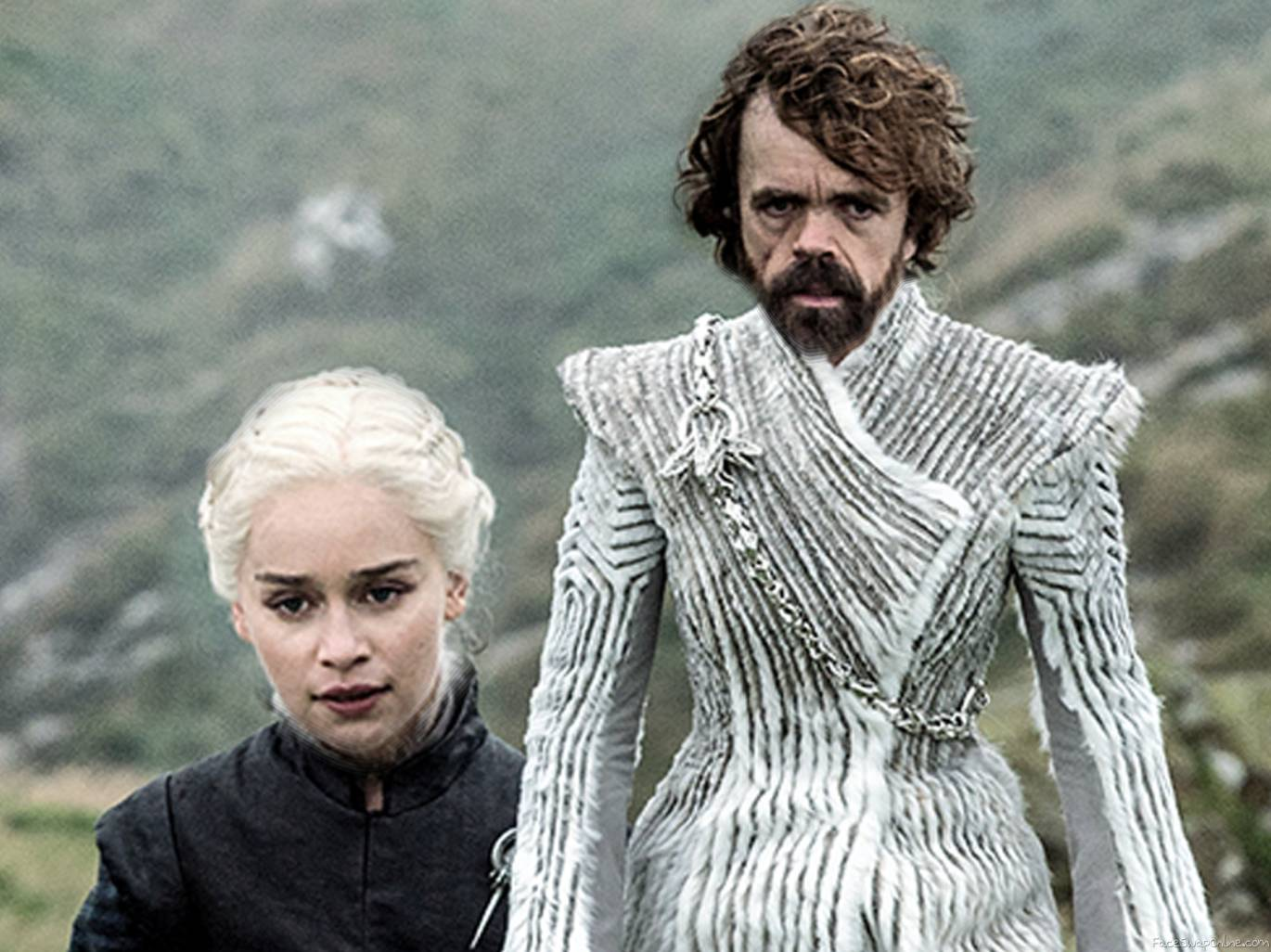 Tyrion Lannister and his mistress