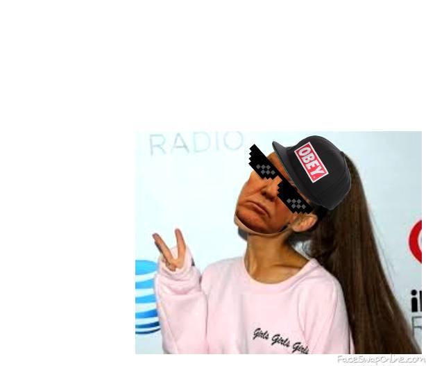 Ariana Trump