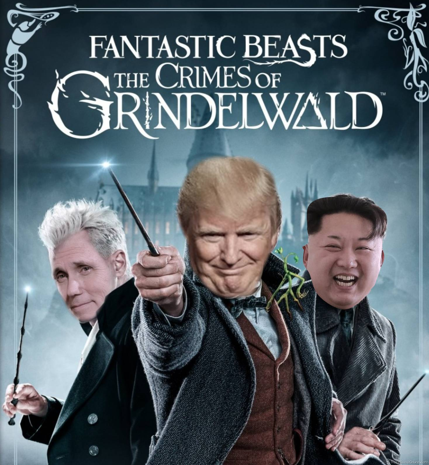 Fantastic Beasts of Trumpwald