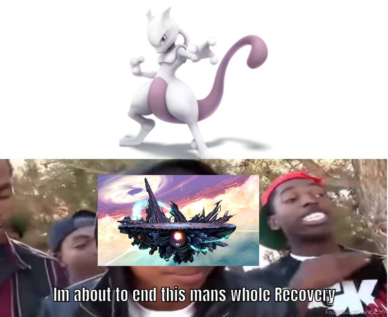 Mewtwo's Recovery