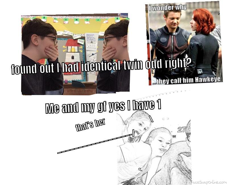 My gf and a meme