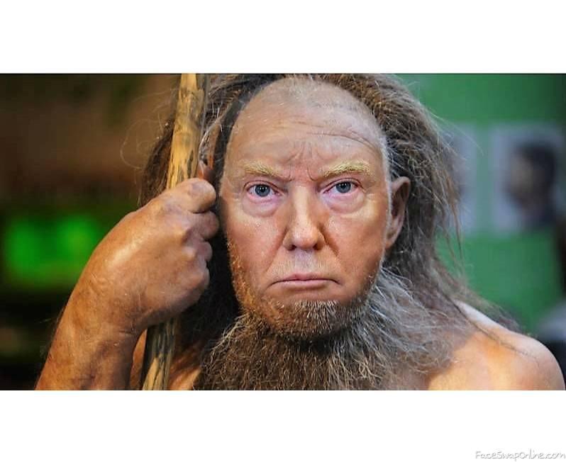 Neandertrump