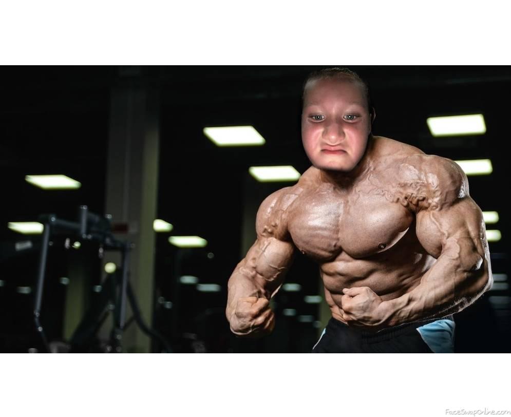 Ryan Bodybuilder 2