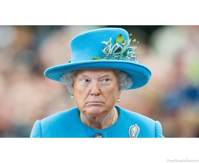 The Queen President