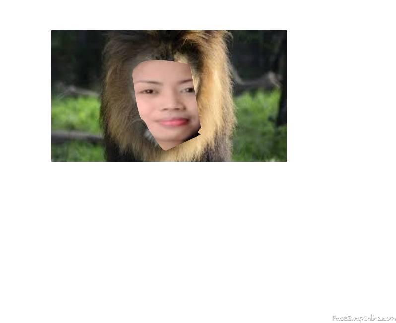 lion qwueen
