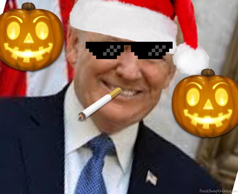 Cool trump