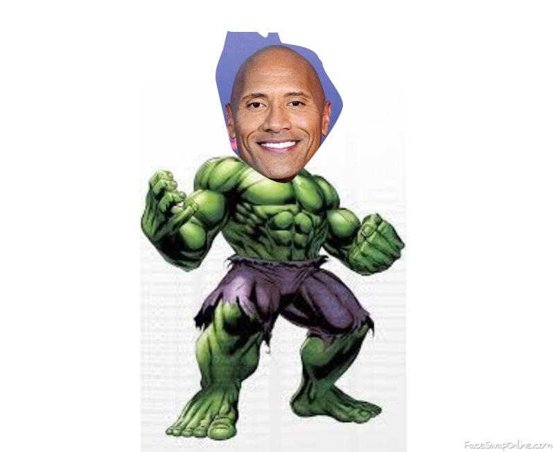 Hulk rock