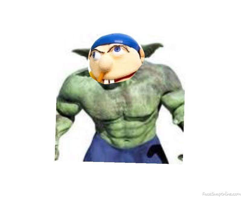 Jeff hulk