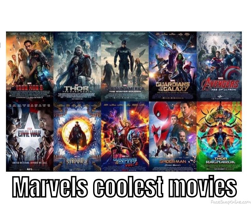Marvels movies