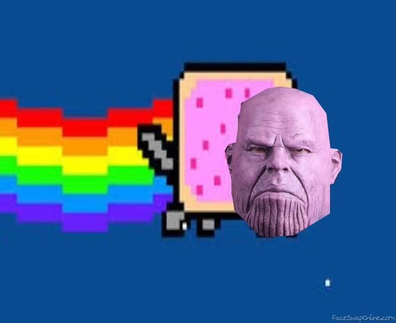 Nyan Thanos
