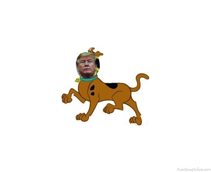 Scooby-trump