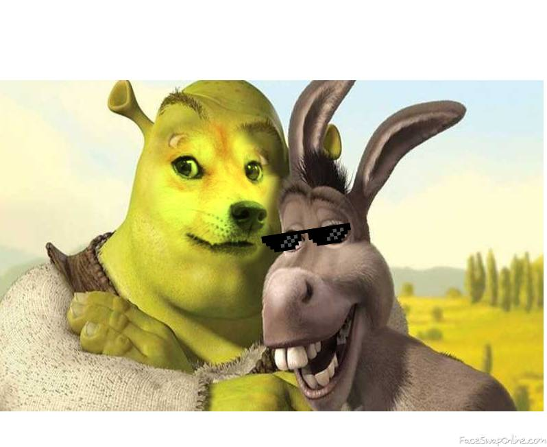 get out me swamp