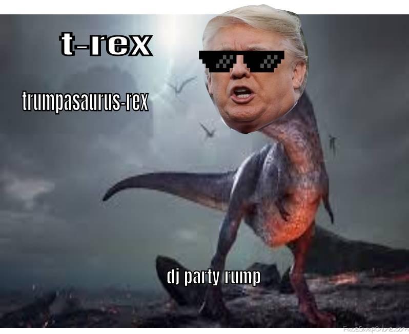 trumpasaurus-rex