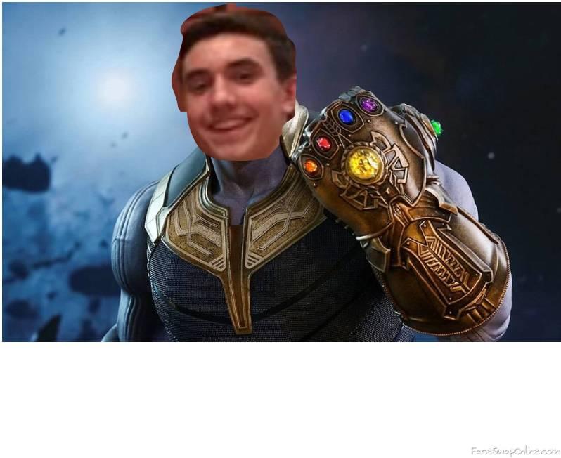 Abe on Thanos