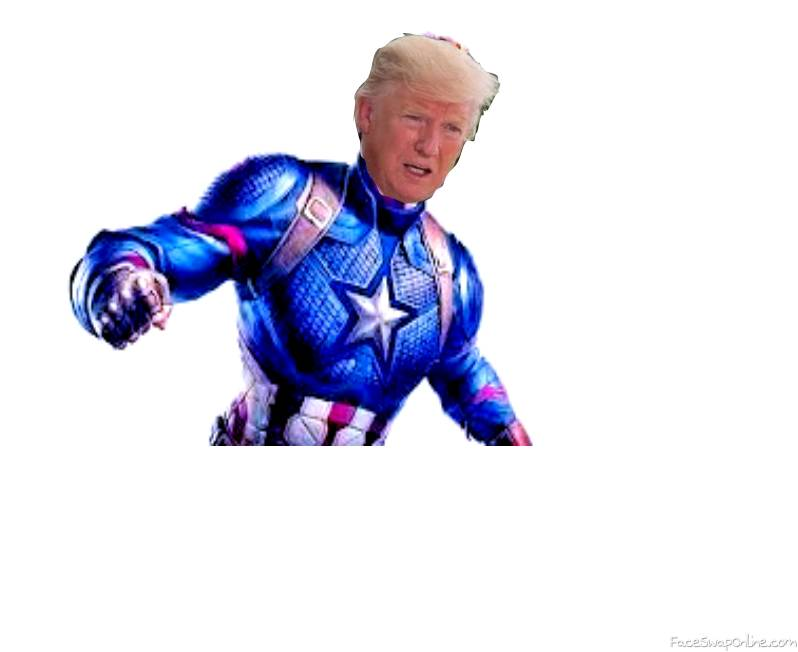Captain trump