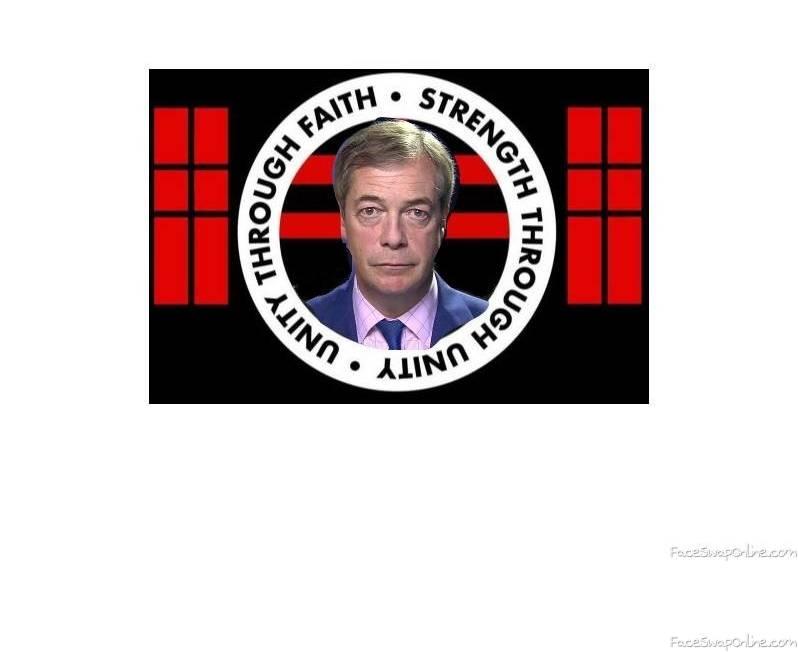 Chancelor Farage