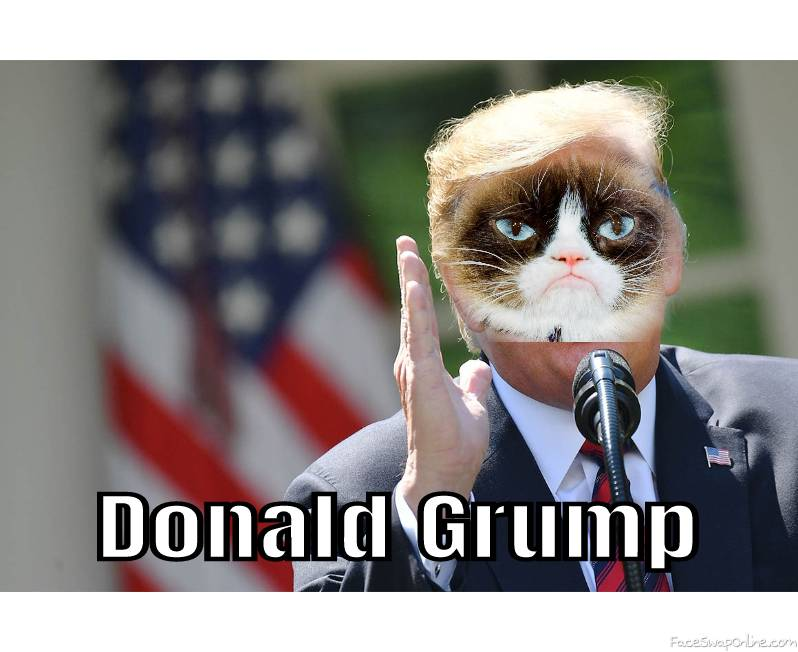 Donald Grump