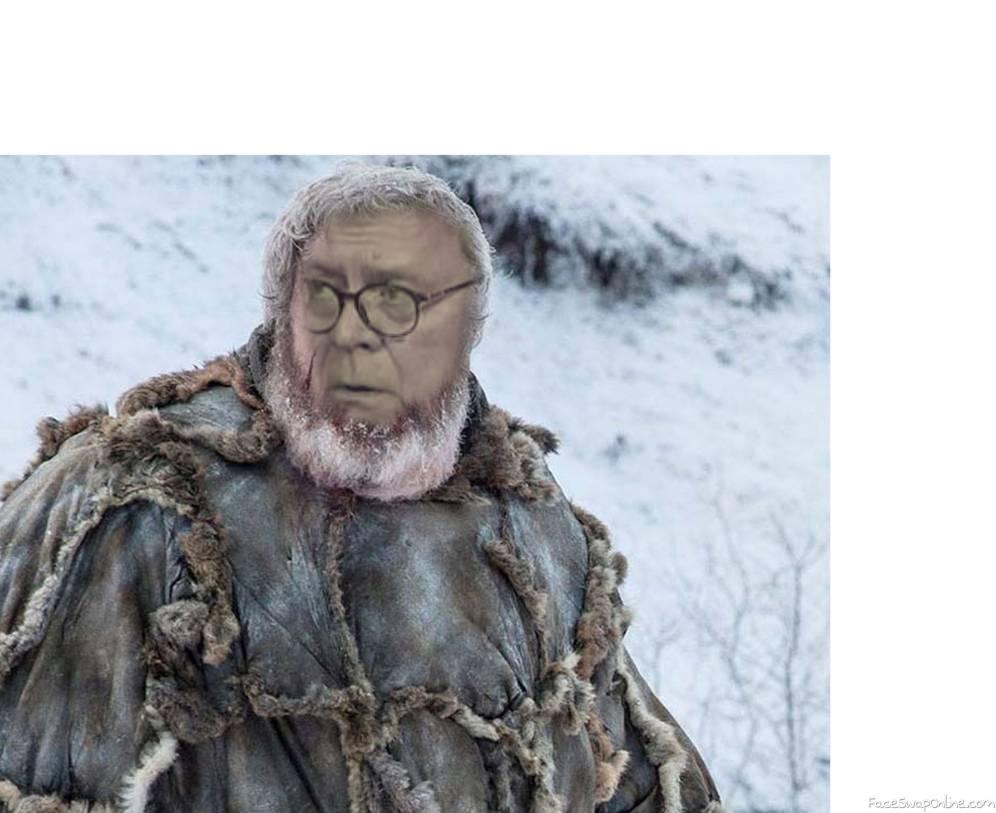 'Hodor' Barr