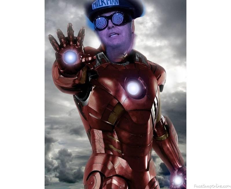Milkman Iron