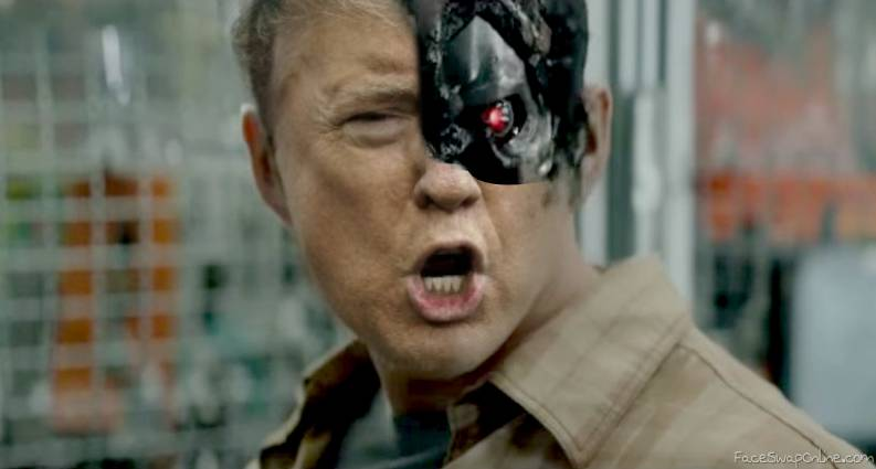 Terminator 6 Dark Trump