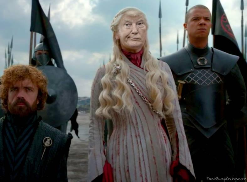 Trump Targaryen